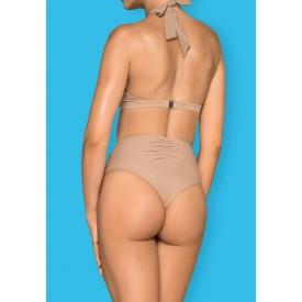 Женский купальник Hamptonella с высокими трусиками